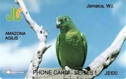 *GIAMAICA - 8JAMA* -  Scheda Usata - Jamaica
