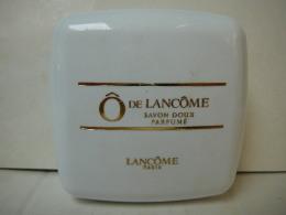 """LANCOME """" O DE LANCOME """" BOITE A SAVON  VIDE MAIS  IMPECCABLE   LIRE ET VOIR!! - Modern Miniatures (from 1961)"""
