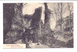 L 6550 BERDORF, Eingang Zum Schnellert, Luxemburger Schweiz, Bernhoeft 436 - Berdorf