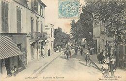18-4584 : ROBINSON. AVENUE DE ROBINSON. - Le Plessis Robinson