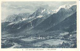 (74) - Haute Savoie - CPA - Les Houches - Vue Générale - Les Houches