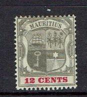 MAURITIUS...#106...mh - Mauritius (...-1967)