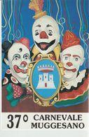 79-Tematica Carnevale Muggesano-Muggia-1990-Nuova - Carnival