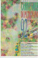 122-Tematica Carnevale Putignano--1992-Tema Lotteria-Nuova - Carnival