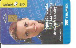 Télécarte Du MEXIQUE - LADATEL TELMEX Operadora Lada 30$ - Mexique