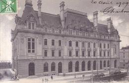 Lausanne Hotel Des Postes  1909 - VD Vaud