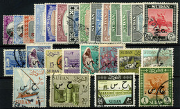 3400- Sudán Nº 88/100, 101/14 - Sudan (1954-...)
