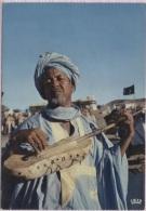 CPM - MAURITANIE - MUSICIEN - Edition Iris - Mauritania