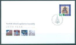 NORFOLK ISLAND - FDC - 14.12.2004 - COAT OF ARMS  - Yv 840 ASC 883 - Lot 17486 - Ile Norfolk