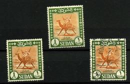 3395- Sudán Nº 157, 157 - Sudan (1954-...)