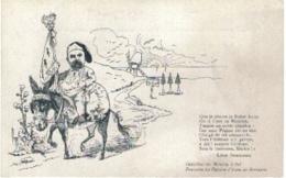 CPA - LEON DUROCHER - Poète Dramaturge Qui Séjourna Chaque été à Trégastel - Carte Illustrée - Trégastel