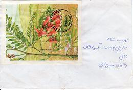 AFGANISTAN   -   POSTAL HISTORY COVER  FDC5474 - Afghanistan