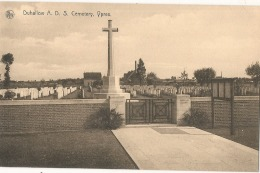 ***   DUHALLOW A D S Cemetery YPRES - Neuve/unused  TTB - Ieper
