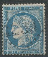 Lot N°44056  N°37, Oblit GC 1299 Dieppe, Seine-Inférieure (74) - 1870 Siege Of Paris