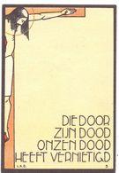 Devotie Overlijden Doodsprentje - Zuster Marie Antonie - Germ. Van Passenhove - Steenhuize Wijnhuize 1908 - Ninove 1948 - Avvisi Di Necrologio