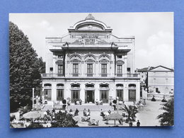 Cartolina Legnago - Teatro Salieri - 1966 - Verona