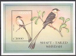 LSJP GHANA BIRDS MNH - Birds
