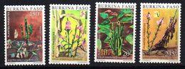 Serie Nº 803/6 Burkina Faso - Burkina Faso (1984-...)