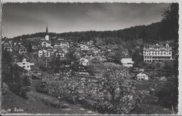 Spiez - Generalansicht - Photo: Friedr. Von Allmen - BE Berne