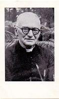 Devotie Overlijden Doodsprentje - Priester Salesiaan Gerard Jouck - Hasselt 1876 - Hechtel - Gent - Kortrijk 1962 - Avvisi Di Necrologio
