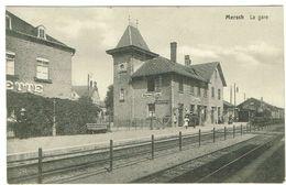Mersch La Gare.Ed,Teisen Binsfeld - Postcards