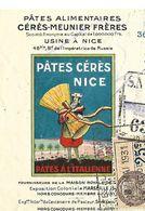 Traite 1931/ PARIS / CERES-MEUNIER Frères / Pâtes CERES NICE / Pâtes à L'Italienne - Francia