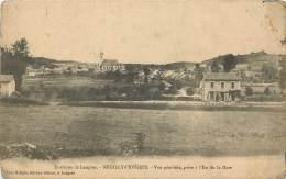 Environs De LANGRES - NEUILLY L'EVEQUE - Vue Générale, Prise à L'Est De La Gare - - Langres