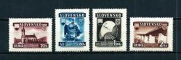 Eslovaquia  Nº Yvert  90/3  En Nuevo - Slovakia