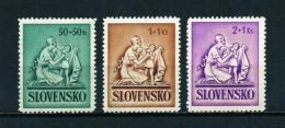 Eslovaquia  Nº Yvert  61/3  En Nuevo - Slovakia