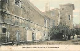 CASTELJALOUX - Château De Jeanne D'Albret - Casteljaloux