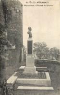 ST FELIX LAURAGAIS - Le Monument à Déodat De Séverac - Francia