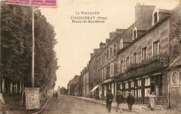 TINCHEBRAY (ORNE) - Route De Sourdeval - Other Municipalities