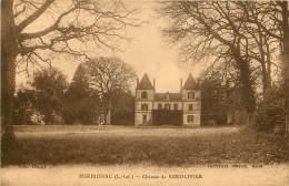 HERBIGNAC - Château De KEROLIVIER - Herbignac