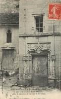 Portes Du Château Et De La Chapelle De La Versolière Près COUSSAY Les BOIS - Lieu De Naissance Du Cardinal De Richelieu - France