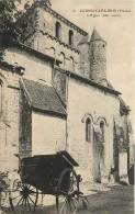 COUSSAY Les BOIS (VIENNE) - L'Eglise - France