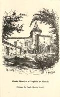 ANDILLAC -Musée Maurice Et Eugénie De Guérin - Château Du Cayla (façade Nord) - Other Municipalities