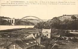 LA ROCHE BERNARD - Le Nouveau Pont - La Bute De La Garenne - La Roche-Bernard
