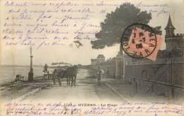HYERES - La Plage - Hyeres