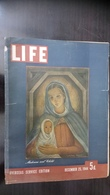 Life December 25, 1944 - Madonna And Child - Livres, BD, Revues