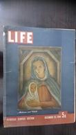Life December 25, 1944 - Madonna And Child - Books, Magazines, Comics