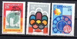 Serie Nº 938/41 Falta 41 Uruguay - Uruguay