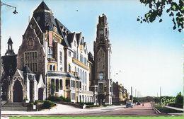 -- 62 -- LE TOUQUET  - PARIS PLAGE -- L'HOTEL DE VILLE -- CARTE PHOTO - Le Touquet