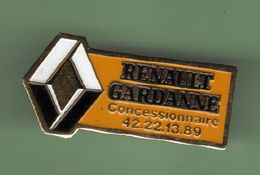 RENAULT *** GARDANNE *** 0040 - Renault