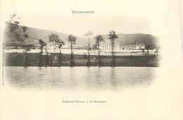 18-4679 : REMIREMONT. CARTE PRECURSEUR. CASERNE VICOR A SAINT-ETIENNE. - Remiremont