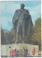 Minsk - Monument Au Poète National De La Biélorussie Lanka Koupala / Yanka Kupala - Wit-Rusland