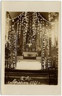 """61 - Le SAP, Intérieur De église Saint-Pierre-et-Saint-Paul, """"Mission 1925"""" - Vimoutiers"""