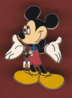 53147-Pin's.BD.cinéma.Mickey.signé Disney. - Disney