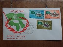 LIBIA - F.D.C. 22/3/1970 + Spese Postali - Libia