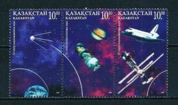 Kazajstán  Nº Yvert  143/5  En Nuevo - Kazajstán