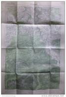 86 Geierköpfe 1947 - Provisorische Ausgabe Der Österreichischen Karte 1:50.000 - Herausgegeben Vom Bundesamt Für Eich- U - Maps Of The World